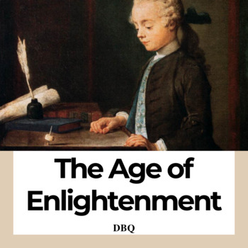 Document Based Question: The Age of Enlightenment - Common