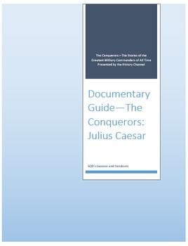 Documentary Guide--The Conquerors, Episode 12: Julius Caesar