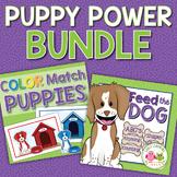 Dog Activities BUNDLE for Preschool and Kindergarten:  Mat