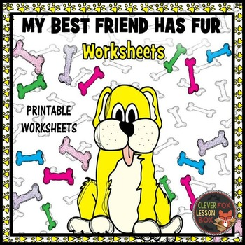 Dog Facts - Fun Worksheets