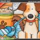 """Dog Clip Art: """"Doggie Days"""""""