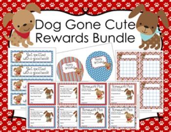 Dog Gone Cute Puppy Incentive Rewards Bundle