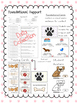 Dog Gone It - Evidence Based Irregular Verb Activities (Mu