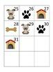 Dog Theme Calendar Pieces