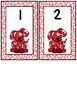 Dog Theme Locker Numbers 1-30 FREE