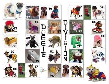 Doggie Division