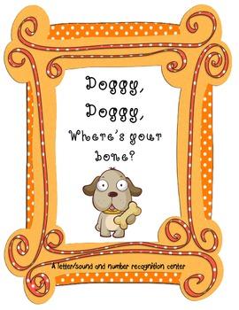 Doggy Doggy Where's Your Bone