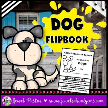 Dog Research Flipbook