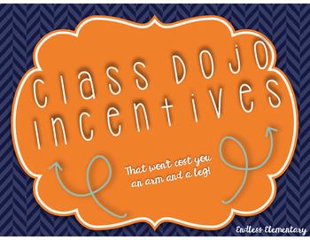Dojo Incentive Cards