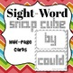 Dolch Sight Words Snap Block - 1st Grade