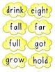Dolch Grade Three Popcorn Words