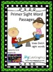 Dolch Pre-Primer and Primer Sight Word Passages BUNDLED