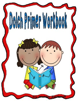 Dolch Primer Workbook