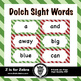 Dolch Sight Word Flash Cards & Nouns 316 cards - Apple theme