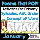 January Poetry