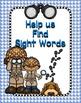 Dolch Sight Word Walk - Third Grade