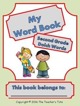 Dolch Word Book (2nd grade)