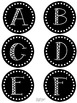 Dolch Word Wall {Pre-Primer to 3rd} in Black, White, Gray,