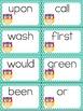 Dolch Words Complete Set plus nouns Sight Words Slap-It Ca