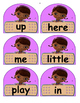 Dolch Words Flashcards Shapes - DOC MCSTUFFINS