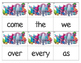 Dolch Words Flashcards (Large) - Trolls