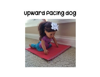 Doll and Me Yoga - Special Yoga Fun for American Girl Dolls