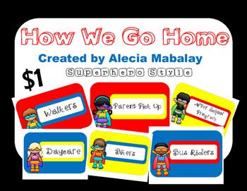 Dollar Deal:  How We Go Home