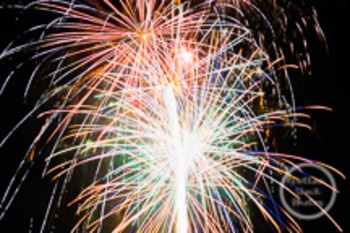 Dollar Stock Photo 155 Fireworks Finale