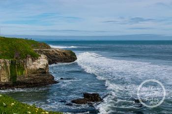 Dollar Stock Photo 244 Ocean Cliff