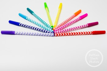 Dollar Stock Photo 326 Chevron Pens