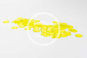 Dollar Stock Photo 410 Math Disks Yellow
