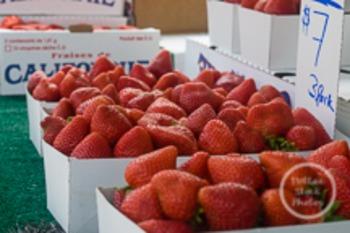 Dollar Stock Photo 86 Strawberries