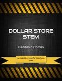 Dollar Store STEM - Geodesic Domes