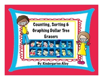 Dollar Tree Eraser Math!