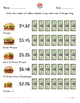Dollar Up @ Burger King (Menu Math)