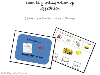 Dollar-Up Method Buying Toys