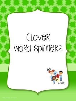 $$DollarDeals$$ Clover Word Spinners