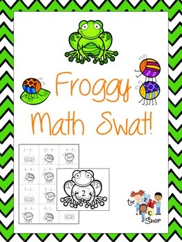 $$DollarDeals$$ Froggy Math Swat!