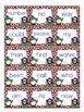 $$DollarDeals$$ Winter Sight Word Cards - 1st 100 FRY