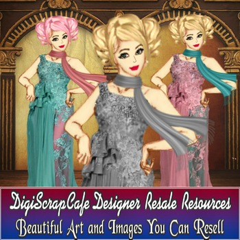 Dolly Dress Up Template NOW FREE