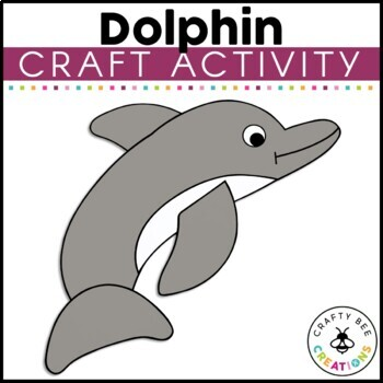 Dolphin Cut and Paste