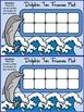 Dolphin Math: Dolphin Ten Frames Summer Math Activity