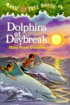 Dolphins at Daybreak Novel Materials (MTH #9)