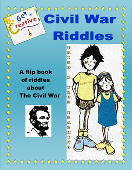 Domain - Civil War: A Flip Book of Riddles