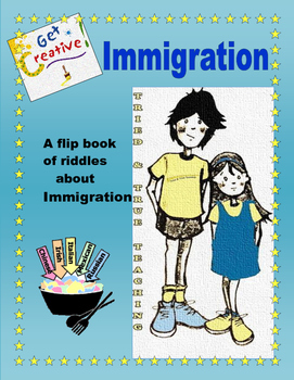 Domain - Immigration: A Flip Book of Riddles