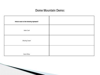 Dome Mountain Demo