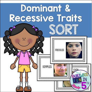 Dominant or Recessive Trait? Card Sort Activity