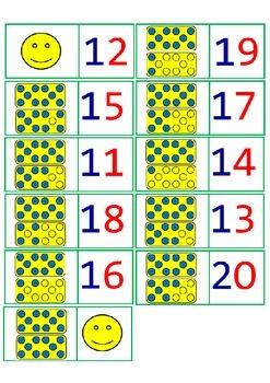Domino 10-20