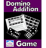 Domino Addition Game Center