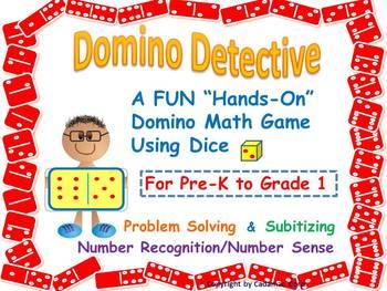 "Kindergarten Math Is ""Hands-On"" Fun"